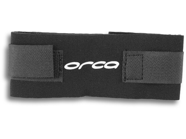 ORCA Timing Chip Strap, black